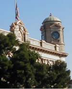 Clock Tower at 120 and 108
